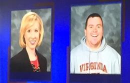 Hai phóng viên kênh truyền hình Mỹ bị bắn chết