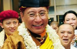 Đức Pháp Vương Gyalwang Drukpa trở lại Việt Nam