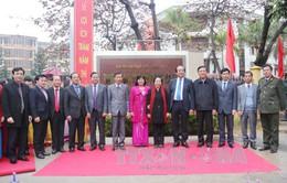 Phó Chủ tịch nước dự Lễ gắn biển Trường Đại học Sư phạm Hà Nội