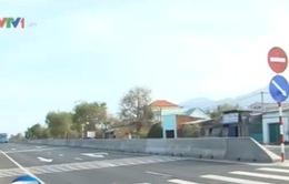 Hoàn thành việc mở rộng Quốc lộ 1 khu vực Ninh Thuận
