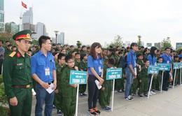 240 chiến sỹ dự Học kỳ quân đội đợt 2 xuất quân