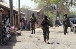 Quân đội Nigeria giải cứu 30 con tin bị Boko Haram giam giữ