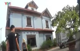 Đột nhập cơ sở sản xuất khăn giấy ướt kém chất lượng ở Thái Bình