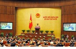 Chương trình làm việc của Quốc hội ngày 11/11