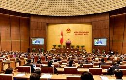 Chủ nhiệm VPQH Nguyễn Hạnh Phúc được bầu là Tổng Thư ký QH