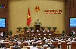 Quốc hội thông qua chương trình điều chỉnh xây dựng Luật, Pháp lệnh