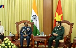 Tăng cường hợp tác quốc phòng Việt Nam - Ấn Độ