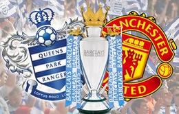 QPR – Man Utd: Buộc phải thắng!