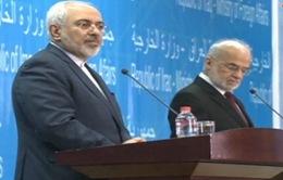 Ngoại trưởng Iran, Iraq kêu gọi chống các tổ chức cực đoan