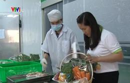Đà Lạt đẩy mạnh dịch vụ giỏ quà Tết bằng nông sản