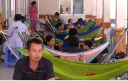 TP.HCM: Quá tải tại các bệnh viện nhi