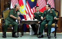 Tăng cường hợp tác quốc phòng Việt Nam - Malaysia