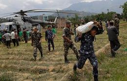 Nepal huy động toàn bộ quân đội tìm kiếm nạn nhân động đất