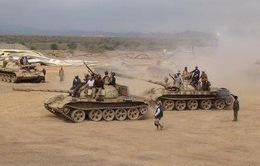 Liên quân Arab xem xét khả năng can thiệp trên bộ vào Yemen