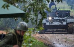 Nga tăng cường sự hiện diện quân sự trên bán đảo Crimea