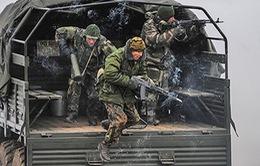40.000 lính Bộ Nội vụ Nga diễn tập quy mô lớn tại 6 khu vực liên bang