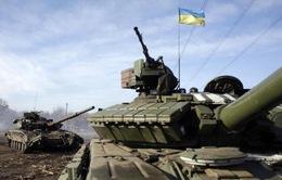 Ukraine: Lực lượng ly khai rút vũ khí hạng nặng khỏi chiến tuyến
