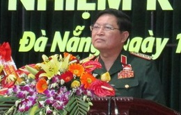 Đại hội Đảng bộ Bộ Tư lệnh Quân khu 5 và Viện Hàn lâm Khoa học Xã hội Việt Nam