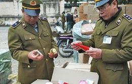TP.HCM phát hiện hơn 330 đơn vị buôn bán hàng nhập lậu