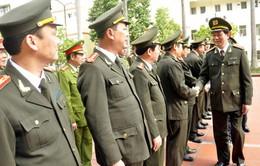 Đại tướng Trần Đại Quang làm việc tại Quảng Ninh, Hải Dương