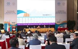 IPU-132 thông qua dự thảo nghị quyết về quản trị nguồn nước