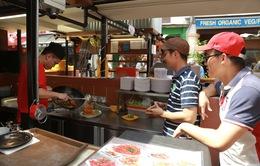 Vua đầu bếp Việt 2015: Top 4 phấn khích khám phá ẩm thực Singapore