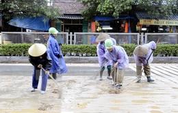 Các địa phương sẵn sàng ứng phó nguy cơ mưa lũ sau bão số 4