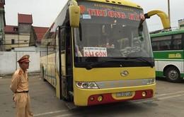 Hà Tĩnh: Xe khách quá tải không chấp hành hiệu lệnh CSGT