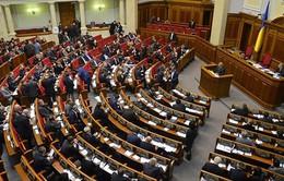 Quốc hội Ukraine ủng hộ trao quy chế đặc biệt cho miền Đông