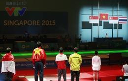 SEA Games 28: Quốc ca Việt Nam lần thứ hai ngân vang