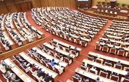 Quốc hội thảo luận dự thảo Luật Tạm giữ, tạm giam