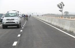 Thông xe hơn 300km Quốc lộ 1 mở rộng đoạn Thanh Hóa - Hà Tĩnh