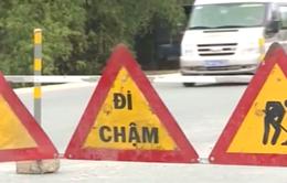 TT - Huế: Nhiều đơn vị thi công Quốc lộ 1A gây mất an toàn giao thông
