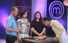 Vua đầu bếp Việt 2015: Giám khảo bực bội trước món sống của thí sinh