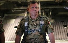 Chân dung Quốc vương Jordan Abdullah đệ nhị