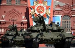 Ngân sách quốc phòng của Nga tăng cao nhất trong một thập kỷ