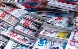 Quy hoạch hệ thống báo chí - Khó nhưng vẫn phải làm
