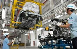 Chỉ số sản xuất công nghiệp 8 tháng tăng gần 10%