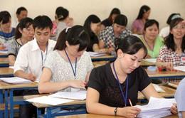 Quy trình chấm thi THPT Quốc gia 2015 như thế nào?