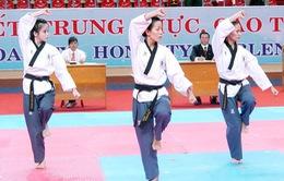 ĐT Quyền Taekwondo Việt Nam xáo trộn lực lượng ở SEA Games 28
