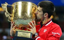 Hạ gục Nadal, Djokovic lần thứ 6 giành chức vô địch China Open