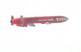Pakistan thử thành công tên lửa hành trình tự chế tạo