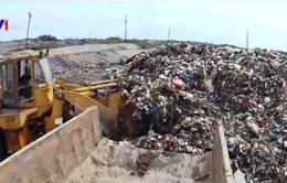 Đóng cửa bãi rác Phước Hiệp, nguy cơ lãng phí hàng trăm tỉ đồng