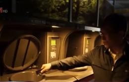 Hệ thống thùng rác thông minh