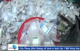 Nguy cơ rác thải y tế thành... vật dụng sinh hoạt
