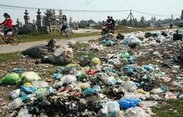 Quảng Trị: Người dân khốn khổ vì rác thải tràn lan