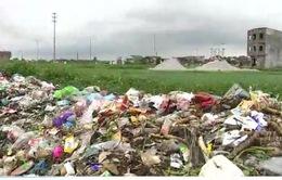Bắc Ninh: Ứ đọng nhiều điểm tập kết rác sinh hoạt