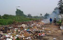Ô nhiễm rác thải vùng nông thôn: Tình trạng đáng báo động