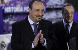 "Real Madrid, Rafa Benitez và ""tuần trăng mật"" kết thúc sớm"
