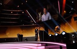Rafael Nadal nồng nhiệt chúc mừng danh hiệu Quả bóng vàng của CR7